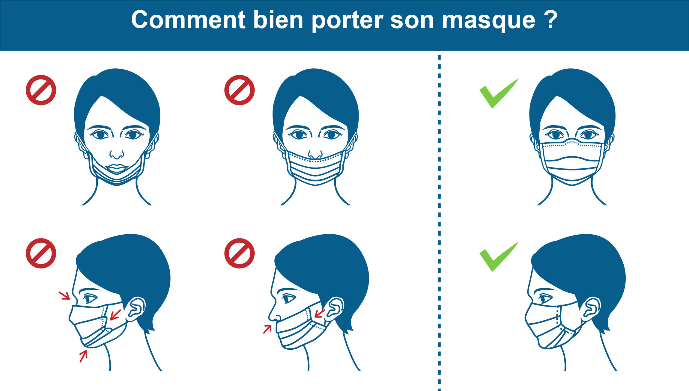 porter masque