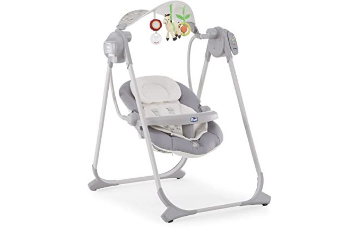 balancelle poly swing up chicco