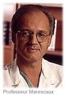 Le Professeur Marescaux