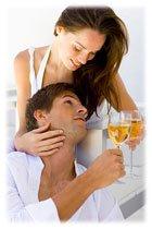 Vin et amour