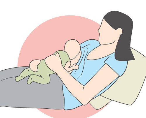 position biological nurturing allaitement